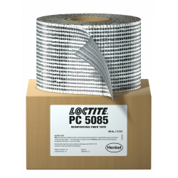LOCTITE PC 5085, Glas-Carbonfaserband, 0,127 x 30 m Rolle